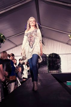 Camilla Winter 2015 @ one Rundle Trading Co Runway Envy fashion parade.