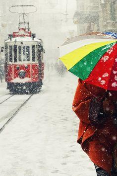 Fascinating City in Istanbul, by Seyfullah Yalçinkaya ❄