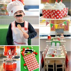 little chef party