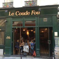 Le Coude Fou, Paris