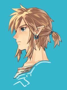 Link The Legend Of Zelda, Legend Of Zelda Breath, Link Botw, Dark Anime Guys, Ben Drowned, Link Zelda, Breath Of The Wild, Mystic Messenger, Fantasy
