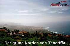 Der grüne Norden von Teneriffa - Urlaubsangebote ab Memminger Airport