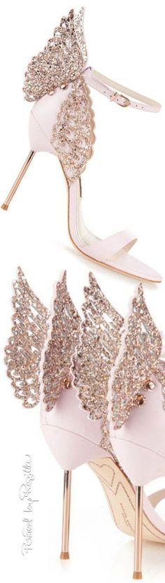 sapatos de casamento Sophia Webster