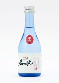 sake label by Boldrini & Ficcardi