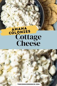 Cottage Cheese Recipes, Cheese Dip Recipes, Amana Colonies, Easy Cheese, Cheese Lover, Recipe Notes, Tortilla Chips, Amish, Queso