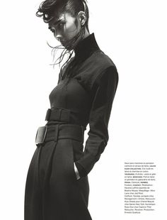 Tao Okamoto by Greg Kadel for Numero Magazine October 2013 | The Fashionography