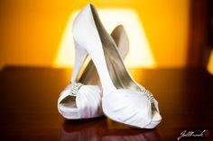 Wedding Shoes White elegant
