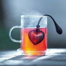 """Because nothing says """"I love you"""" better than a nice cup of tea. Seriously."""