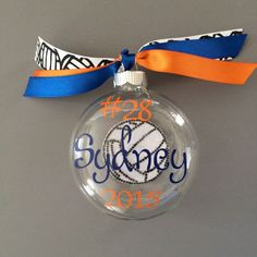 Easter gifts for volleyball team friends hhaha i am going to do volleyball ornament with name personalized volleyball ornament gift for volleyball player negle Choice Image