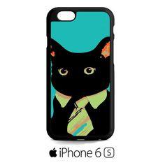 cat office iPhone 6S  Case