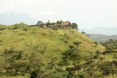 The Ik is a small tribal group living in villages on the top of the mountains in the northern part of Karamoja, next to the Kidepo Valley National Park.