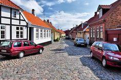 Town of Ronne, Bornholm