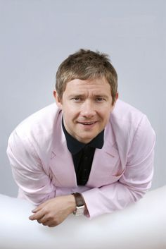 Yep you are definitely a fine specimen of man and an excellent role model to men everywhere. So chivalrous!!!!! Perfection! That's right Martin Freeman I know lengthy words! ;) I Adore You!!!!!!