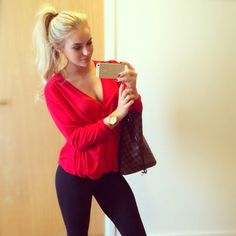 Anna Nystrom Pics - This Swedish Fitness Model's Best 56 Insta Pics!