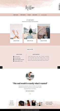 Fashion Website Template for Showit Platform - -You can find Platform and more on our website.Fashion Website Template for Showit Platform - - Design Web, Home Design, Web Design Quotes, Creative Web Design, Design Logo, Layout Design, Graphic Design, Blog Design, Interior Design
