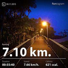 My recent activity! - 7.10 km Running #health #sport #runstagram  #runstagrammer #run #running #runnerscommunity #runnerinspiration #runforabettertomorrow #sgrunners #instarunner #instarunners #instarun #worlderunners #run