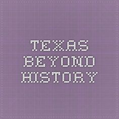 History interactive map quot virtual museum of texas cultural heritage