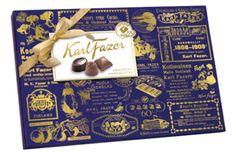 Karl Fazer 210g suklaakonvehteja