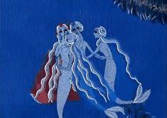 The Little Mermaid (1960) amazing Russian animation