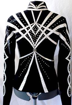 AQHA Showmanship Outfits | Rail and showmanship jackets
