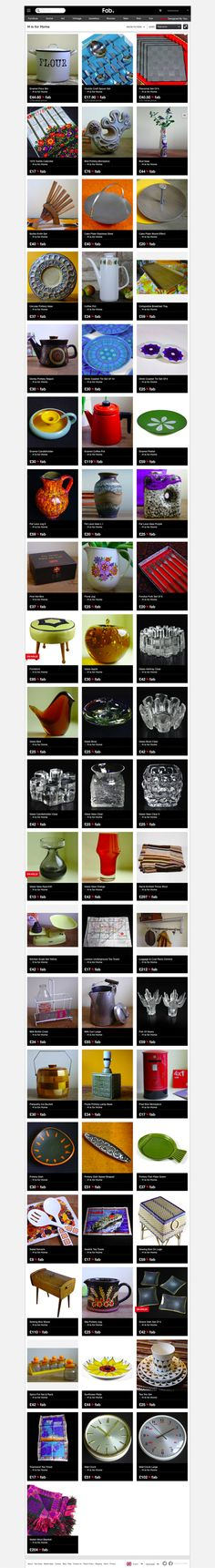 H is for Home @Fab sale II