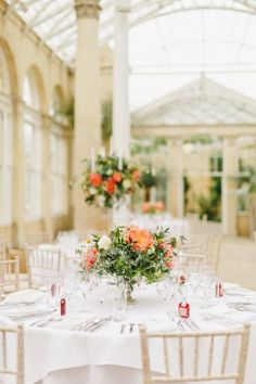 Gorgeous Syon Park wedding