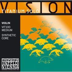 Thomastik Vision Titanium Solo