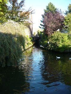 Verbinding Zwarte Water met de Vecht te Utrecht - Zwarte Water (Utrecht) - Wikipedia