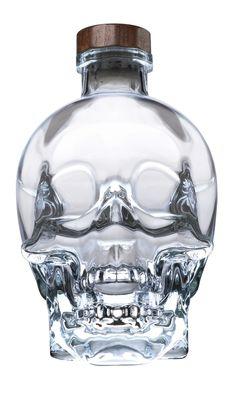 Botella Craneo