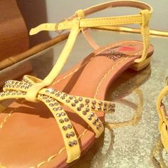 christian louboutin catchetta gladiator sandals w tags