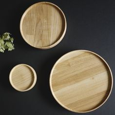 Wooden trays/lid by Hasami porcelain from An Astute Assembly - aaaselect