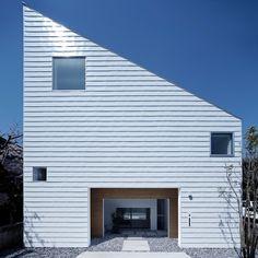 House in Shimoda-Chou | Kanagawa Prefecture, Japan | Enjoy And Architecture EANA