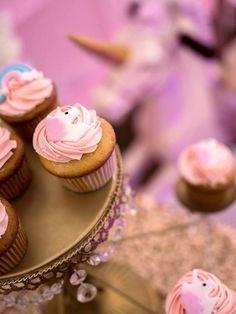 Unicorn cupcakes fro