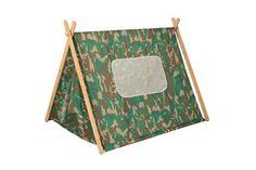 Tente Camouflage  - Vert