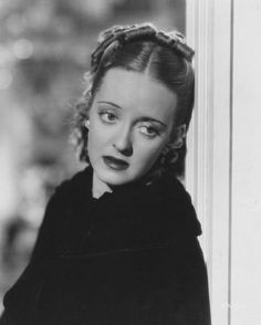 "Bette Davis in 'Jezebel"", 1938..."