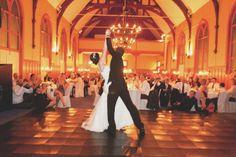 Bridal Dance - Natalie & Simon - Winter wedding - Mission Estate Winery   Hawkes Bay   Kate MacPherson Wedding Photographer