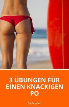 3 Übungen für einen knackigen Po | eatsmarter.de