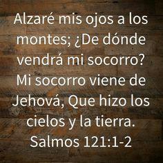 Salmos 121:1-2