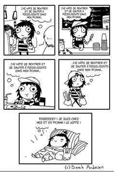 21 problèmes quotidiens de filles, illustrés avec beaucoup d'humour.