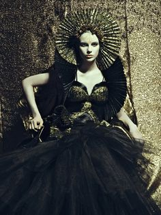 Morfium Couture collection campaign