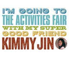 Not everyone is lucky enough to get a roommate like Kimmy Jin.