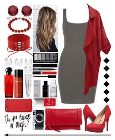 """""""//Matching//"""" by kcliffxx on Polyvore featuring Jessica Simpson, Sole Society, Gucci, NARS Cosmetics, Christian Dior, Kiehl's, BillyTheTree, Maison Margiela, Byredo and C6"""