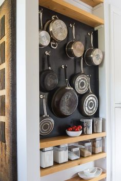 contemporary-kitchen-pantry-storage-wall