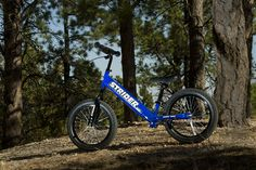 Super 16 in Blue Balance Bike, Striders, Helping Children, Bmx, 6 Years, Portugal, Bicycle, Racing, Products