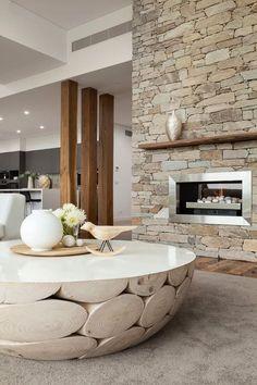 Moderne häuser mit versetztem pultdach  modernes Haus mit versetztem Pultdach | Häuser | Pinterest ...