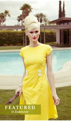 #Vintage clothing style