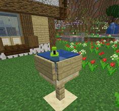 Minecraft Farm, Minecraft Cottage, Easy Minecraft Houses, Minecraft House Tutorials, Minecraft Plans, Minecraft House Designs, Amazing Minecraft, Minecraft Construction, Minecraft Tutorial