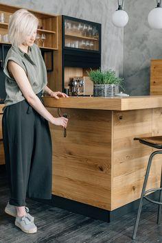 Kitchen Sets, New Kitchen, Küchen Design, Interior Design Kitchen, Normcore, Desk, House, Inspiration, Furniture
