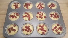 Poharas ribizlis joghurtos muffin recept 1 Breakfast, Food, Yogurt, Morning Coffee, Essen, Meals, Yemek, Eten