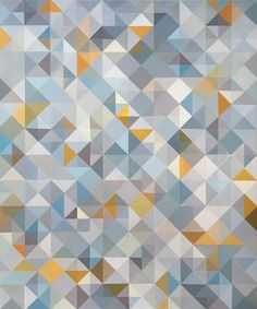 ✅ Buy the Artwork 'Quilt' by Robin Ballard : Painting Acrylic on Canvas - ➽ Free Delivery ➽ Secure Payment ➽ Free Returns Geometric Painting, Abstract Art, Original Art, Original Paintings, Buy Art, Robin, Saatchi Art, Canvas Art, Orange Pattern